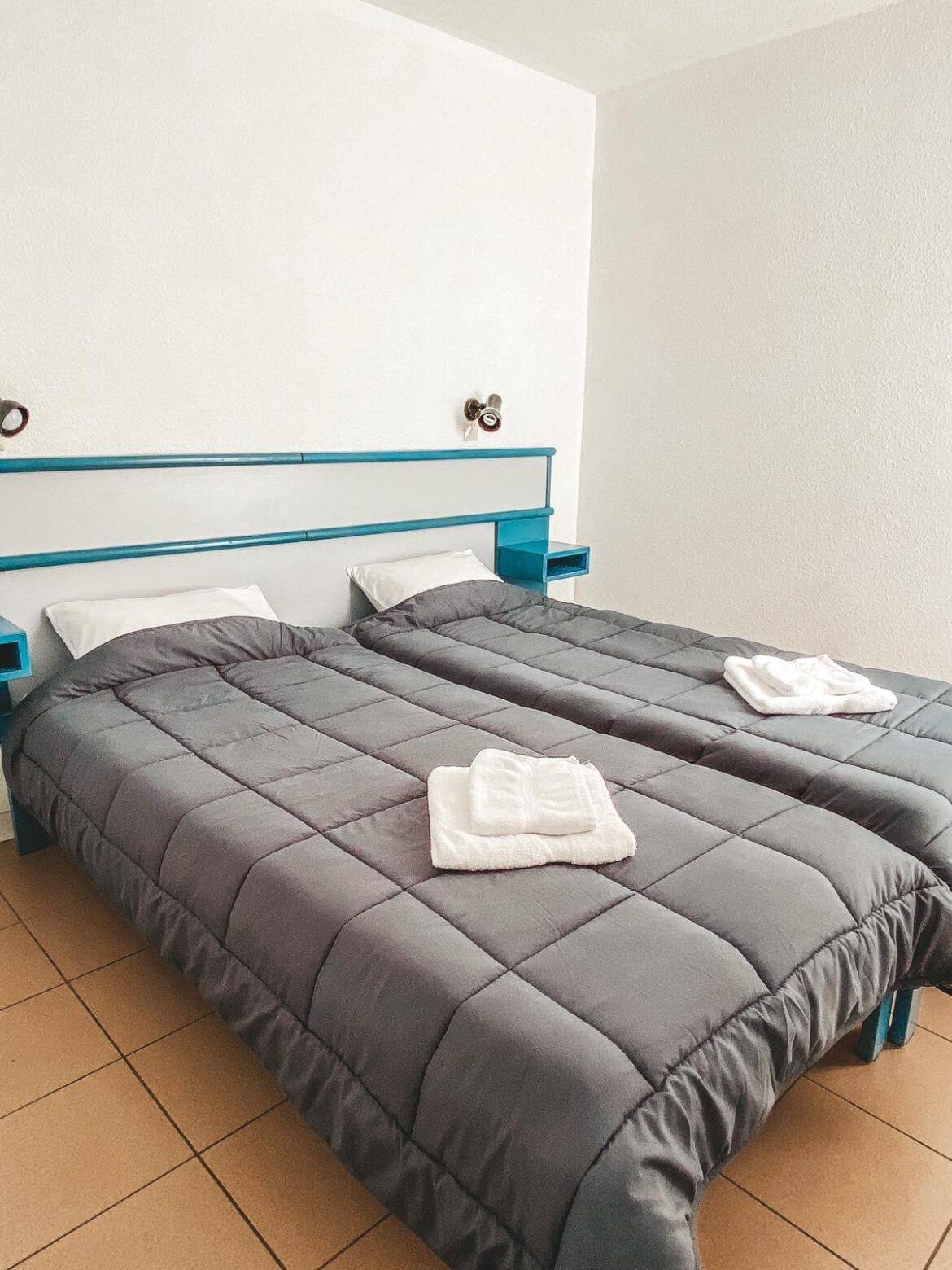 Appartement 4/6 personnes en RDC (46m²) avec terrasse privative