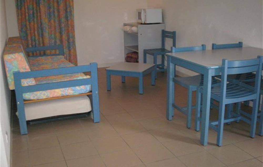 Appartement 2/4 personnes en RDC (39m²) avec terrasse privative