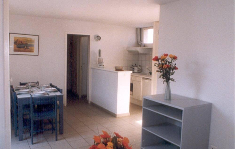 Appartement 2/4 personnes en étage (32m²) avec terrasse privative