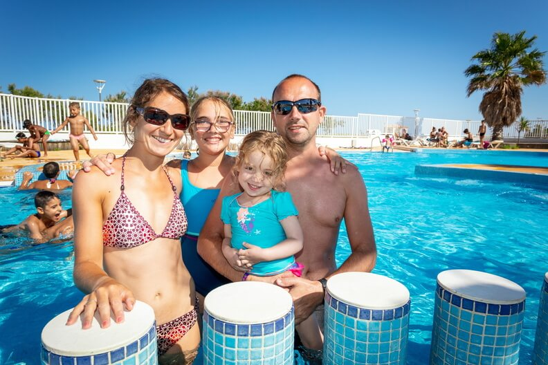 village vacances familles Rives des Corbieres à Leucate, Occitanie